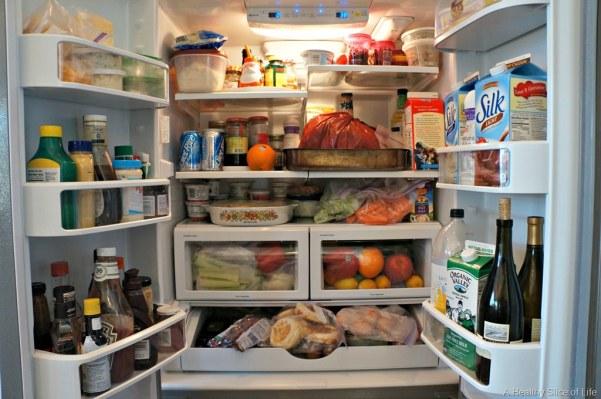 Christmas-packed-fridge